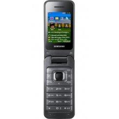 Фото Мобильный телефон Samsung C3560 Metallic Black
