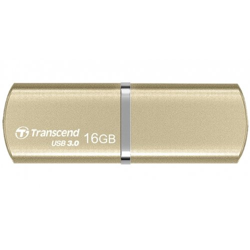 Фото Накопитель Transcend JetFlash 820 USB 3.0 16Gb Gold (TS16GJF820G)