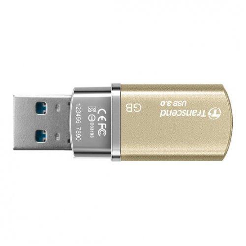 Фото Накопитель Transcend JetFlash 820 USB 3.0 32Gb Gold (TS32GJF820G)