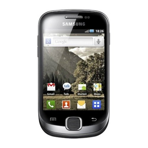 Фото Мобильный телефон Samsung S5670 Galaxy Fit Black