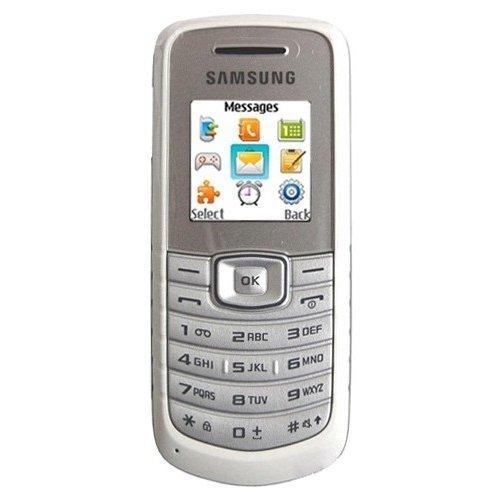Фото Мобильный телефон Samsung E1080 White