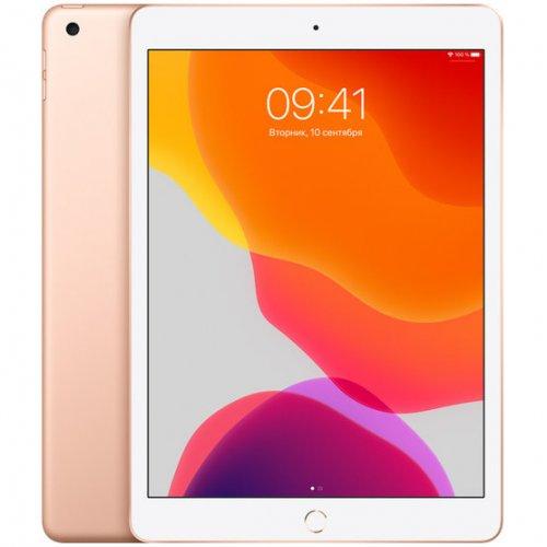 Фото Планшет Apple iPad Wi-Fi + Cellular 2019 10.2 2/32GB (MW6D2) Gold
