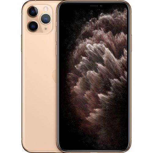 Фото Смартфон Apple iPhone 11 Pro Max 64GB (MWHG2) Gold