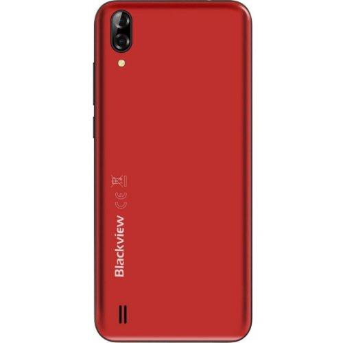 Фото Смартфон Blackview A60 1/16GB (6931548306078) Red