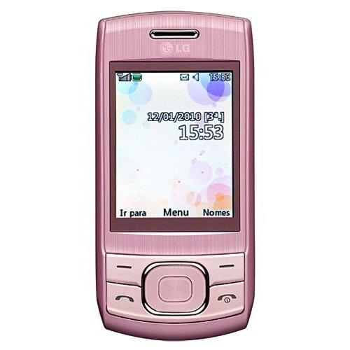 Фото Мобильный телефон LG GU230 Pink