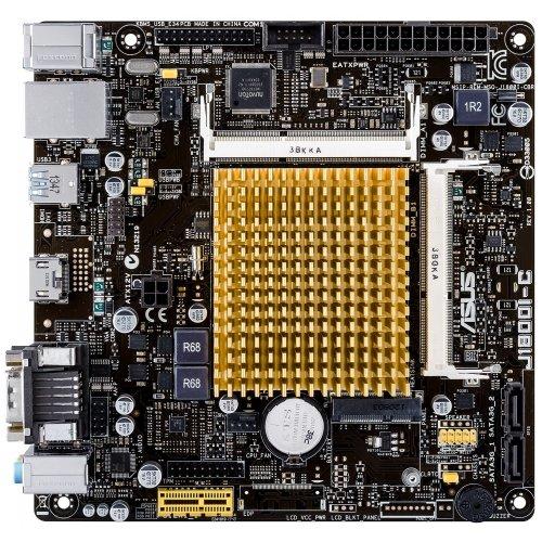 Фото Материнская плата Asus J1800I-C (Intel J1800)