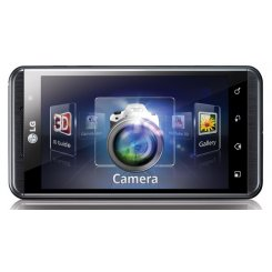 Фото Смартфон LG Optimus 3D P920 Black