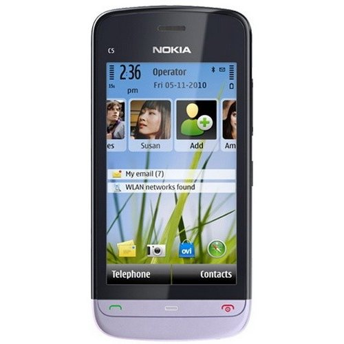 Фото Мобильный телефон Nokia C5-03 Lilac