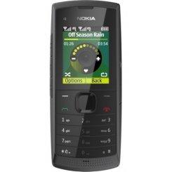 Фото Мобильный телефон Nokia X1-01 Dual SIM Dark Grey