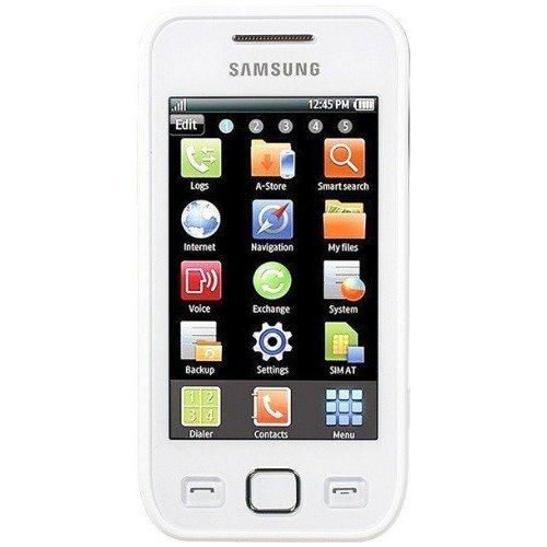 Фото Мобильный телефон Samsung S5250 Wave 525 Perl White