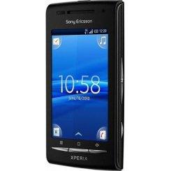 Фото Мобильный телефон Sony Ericsson E15i Xperia X8 Black Red