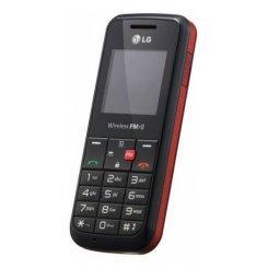 Фото Мобильный телефон LG GS107 Red