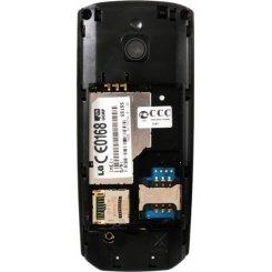 Фото Мобильный телефон LG GS155 Silver