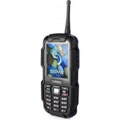 Фото Мобильный телефон Sigma mobile X-treme DZ67 Travel Black