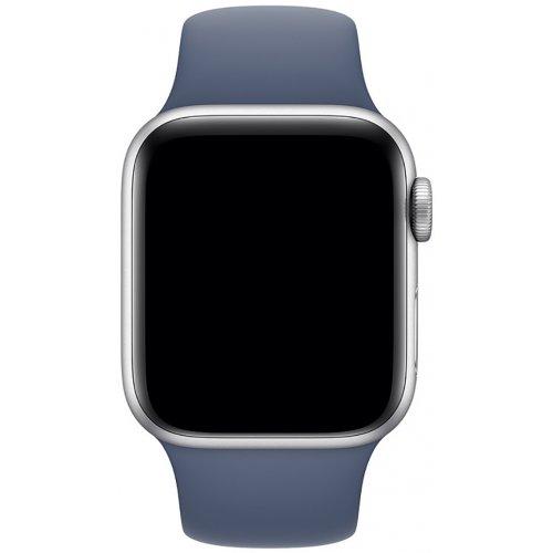 Фото Ремешок Apple Sport Band for Apple Watch 40mm (MX0L2) Alaskan Blue