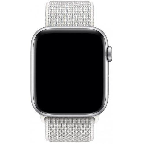 Фото Ремешок Apple Nike Sport Loop for Apple Watch 44mm (MX822) Summit White