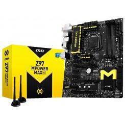 Фото Материнская плата MSI Z97 MPOWER MAX AC (s1150, Intel Z97)