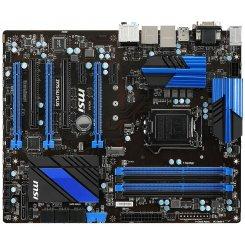 Фото Материнская плата MSI Z97S SLI PLUS (s1150, Intel Z97)