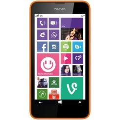 Фото Смартфон Nokia Lumia 630 Dual Sim Orange