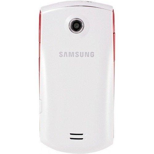 Фото Мобильный телефон Samsung S5620J Monte Navi Chic White
