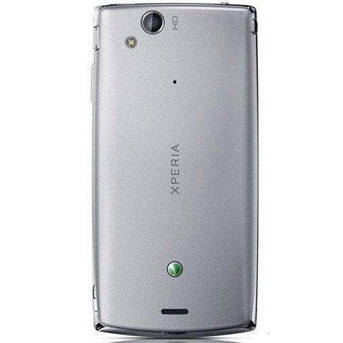 Фото Мобильный телефон Sony Ericsson LT15i Xperia Arc Misty Silver