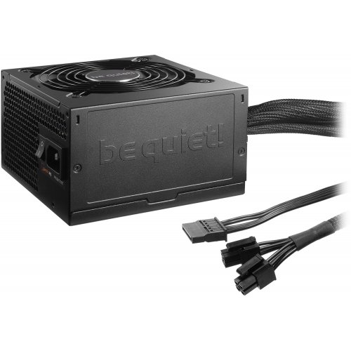 Фото Блок питания Be Quiet System Power 9 500W CM (BN301)