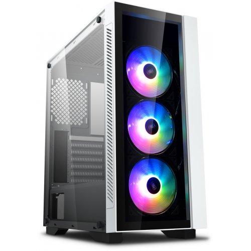 Фото Корпус Deepcool MATREXX 55 V3 ADD-RGB 3F без БП White