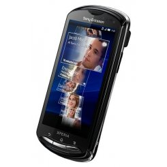 Фото Мобильный телефон Sony Ericsson MK16i Xperia Pro Black