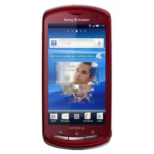 Фото Мобильный телефон Sony Ericsson MK16i Xperia Pro Red