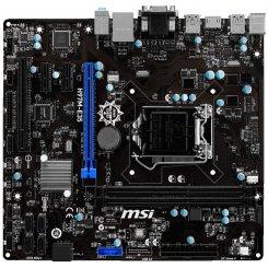 Фото Материнская плата MSI H97M-E35 (s1150, Intel H97)