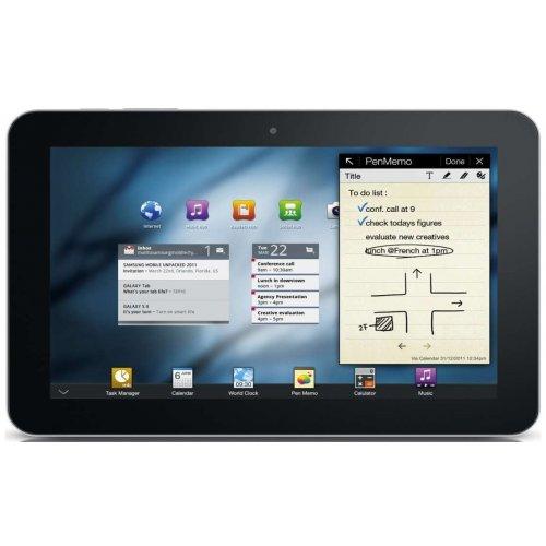 Фото Планшет Samsung P7300 Galaxy Tab 8.9 16GB Soft Black