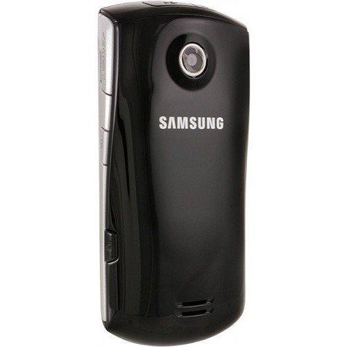 Фото Мобильный телефон Samsung S5620J Monte Navi Deep Black