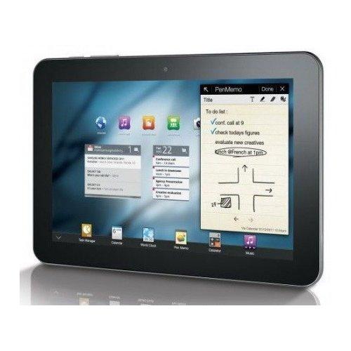 Фото Планшет Samsung P7500 Galaxy Tab 10.1 16GB Soft Black