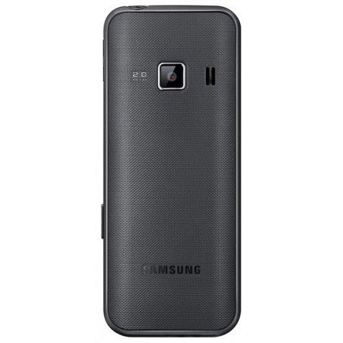 Фото Мобильный телефон Samsung C3322 Duos Metallic Black