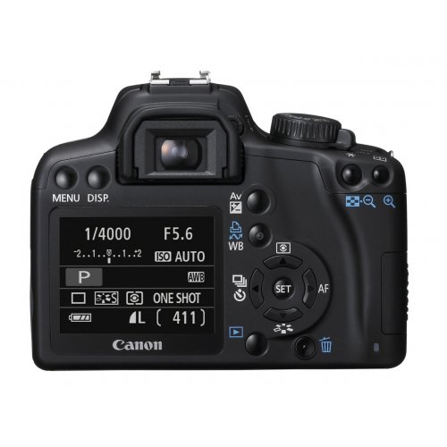 Фото Цифровые фотоаппараты Canon EOS 1000D Body
