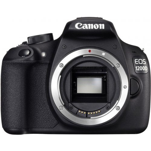 Фото Цифровые фотоаппараты Canon EOS 1200D Body