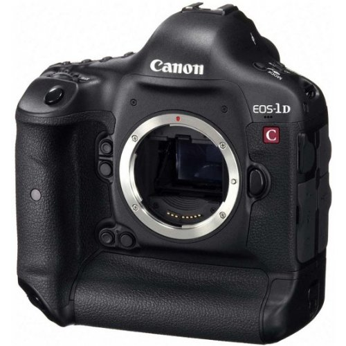 Фото Цифровые фотоаппараты Canon EOS 1D C Body