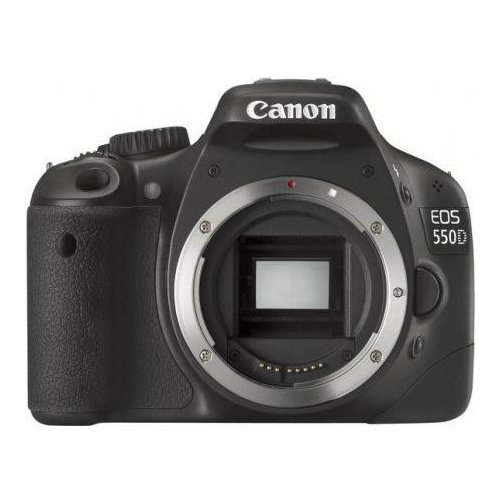 Фото Цифровые фотоаппараты Canon EOS 550D Body