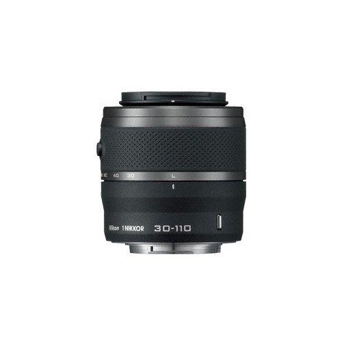 Фото Цифровые фотоаппараты Nikon 1 S1 11-27.5 + 30–110 VR Kit Black