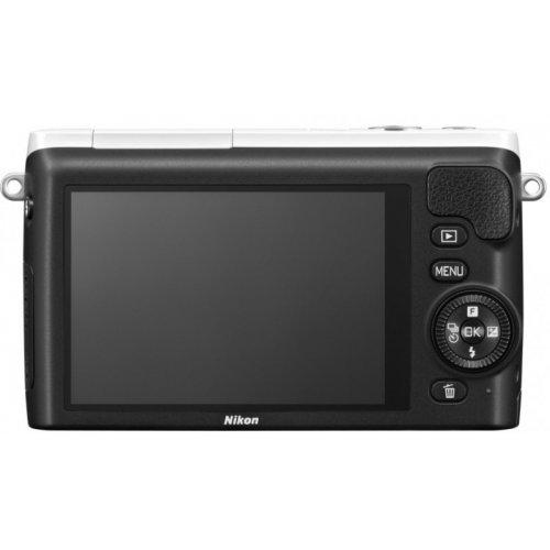 Фото Цифровые фотоаппараты Nikon 1 S2 11-27.5 + 30–110 VR Kit White