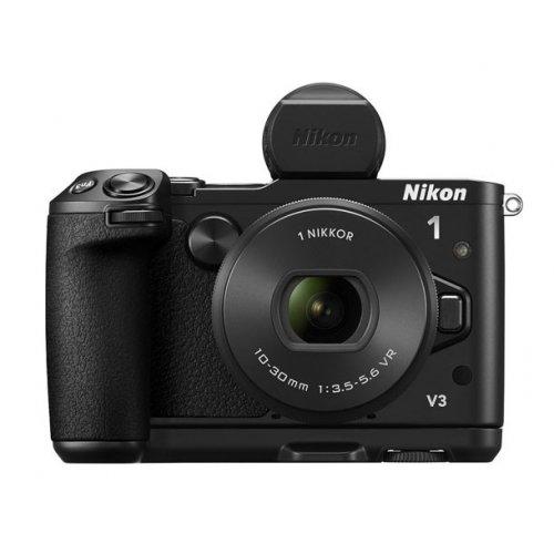 Фото Цифровые фотоаппараты Nikon 1 V3 10–30 PD Kit