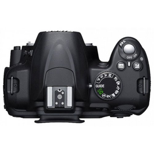 Фото Цифровые фотоаппараты Nikon D3000 Body