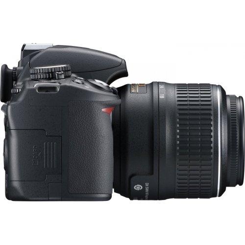Фото Цифровые фотоаппараты Nikon D3100 18-55 II Kit