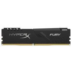 Фото ОЗУ HyperX DDR4 16GB 3600Mhz Fury Black (HX436C17FB3/16)