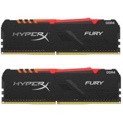 Фото ОЗУ HyperX DDR4 16GB (2x8GB) 3600Mhz Fury RGB (HX436C17FB3AK2/16)