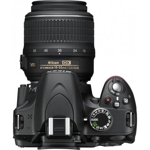 Фото Цифровые фотоаппараты Nikon D3200 18-55 VR + 55-200 VR Kit