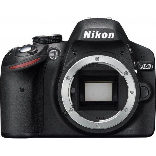Фото Цифровые фотоаппараты Nikon D3200 Body