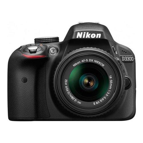 Фото Цифровые фотоаппараты Nikon D3300 18-55 VR II + 55-300 VR Kit