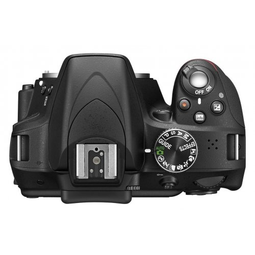 Фото Цифровые фотоаппараты Nikon D3300 Body