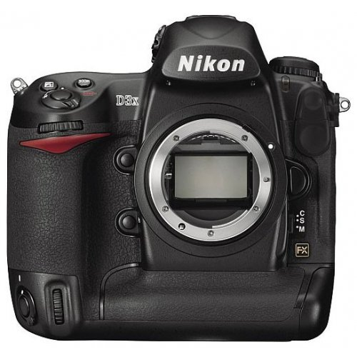 Фото Цифровые фотоаппараты Nikon D3X Body